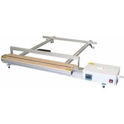 Máquina dobrar acrílico