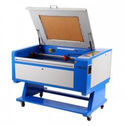 Maquina cortar gravar laser, 60 wats