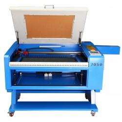 Maquina cortar gravar laser, 100 wats